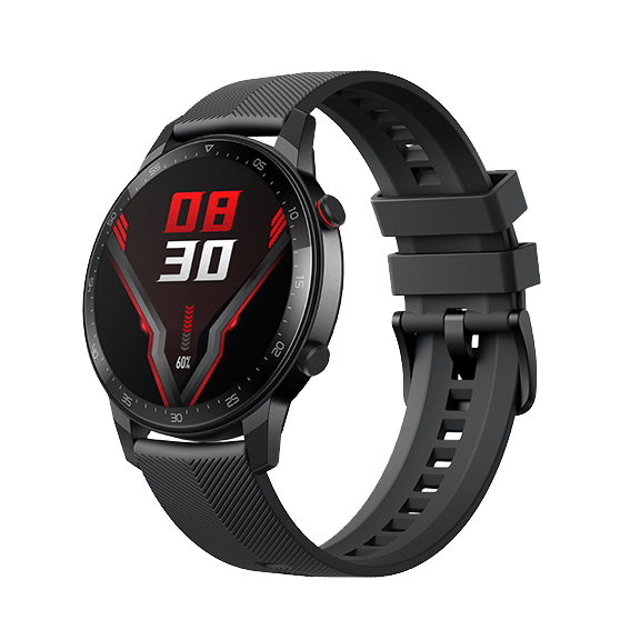 Red Magic Watch Black Color