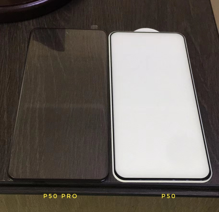 Huawei P50 and P50 Pro protective film
