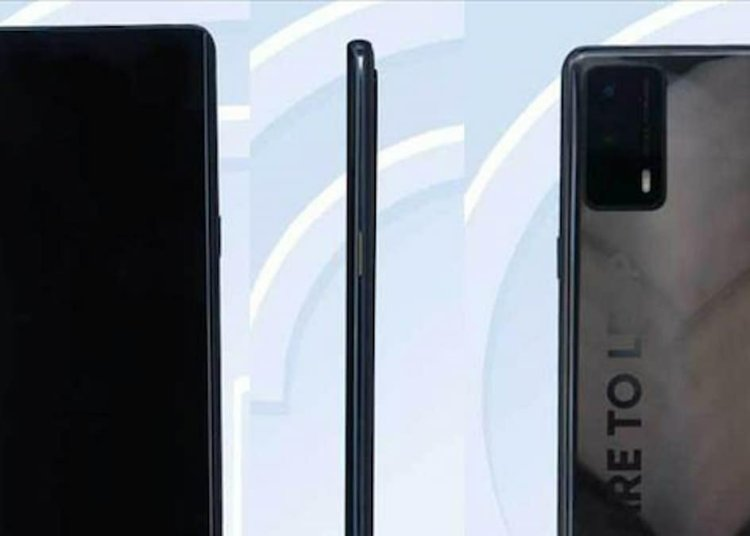 Official Tip Realme X7 Pro Extreme Edition with Curved Display While Specs Leaks