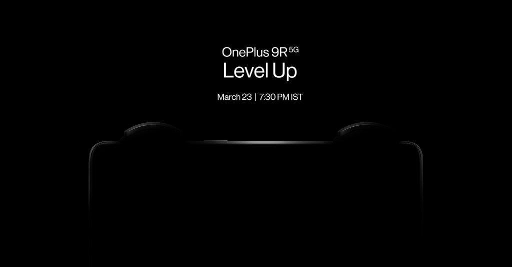 OnePlus 9R Shoulder Key add-on