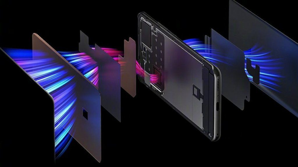 Xiaomi 11 Ultra Cooling Technology: the World's First Full Phase Change Cooling Technology: Solid, Liquid, Gas