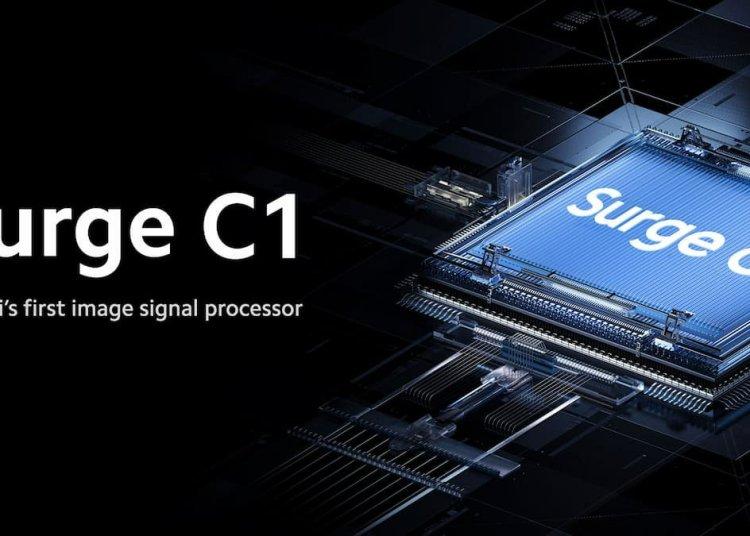 Mi Surge C1 ISP Chip