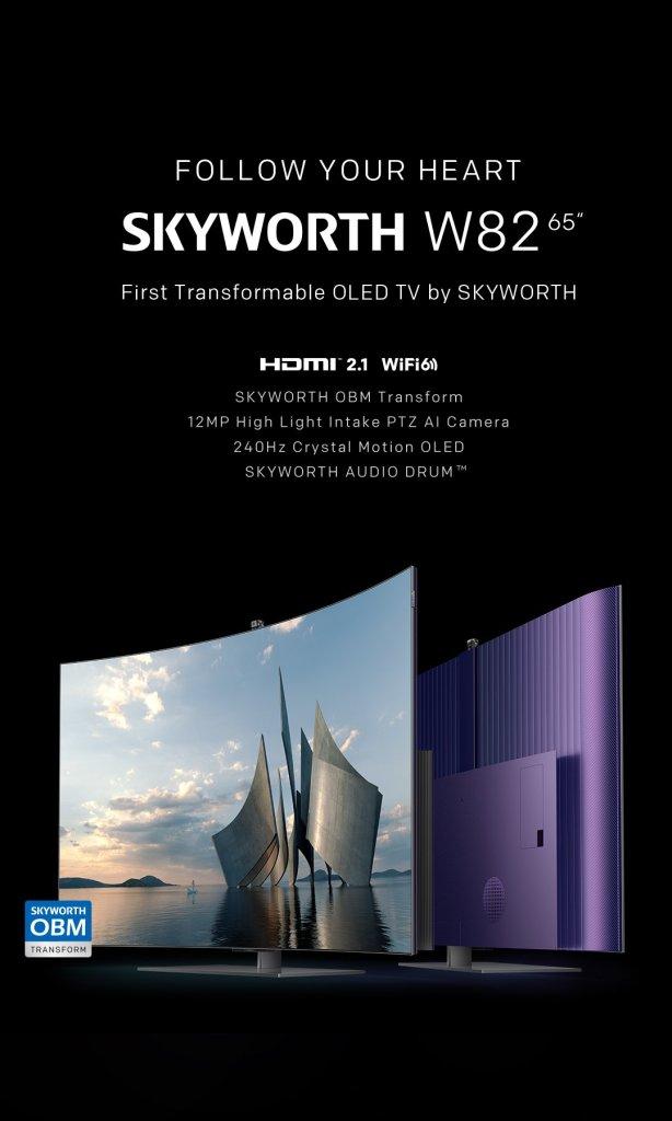 Skyworth W82