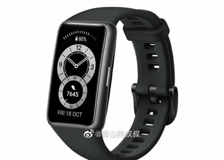 Huawei Band 6 Specifications