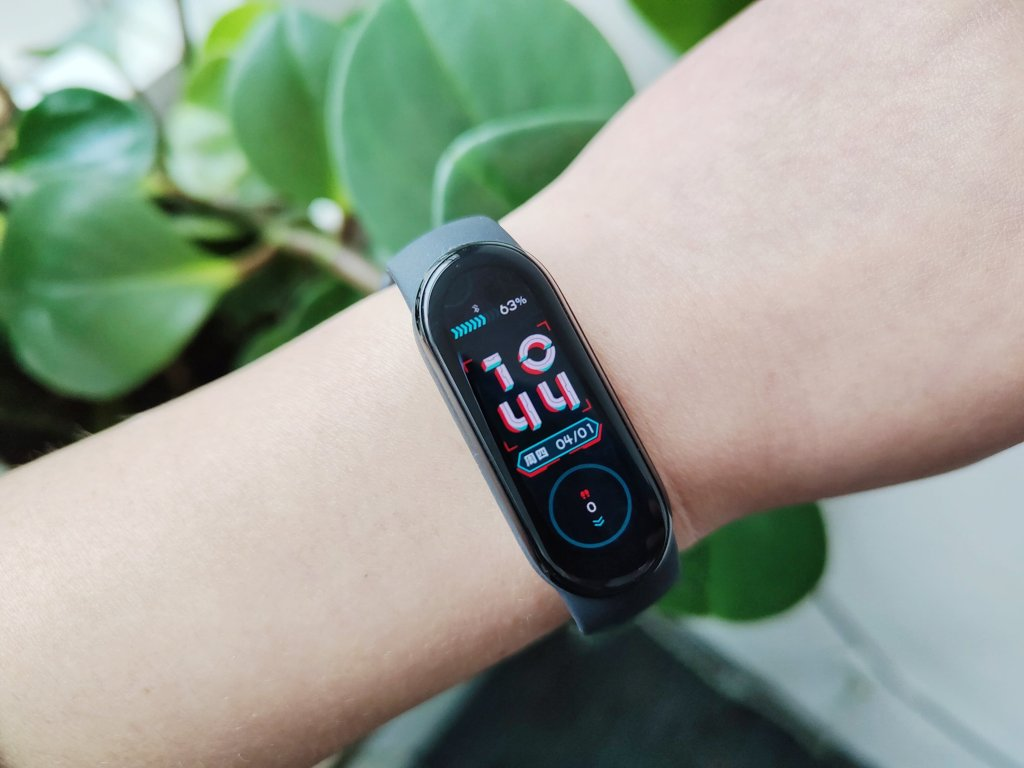 Mi Smart Band 6 Review: NFC Version