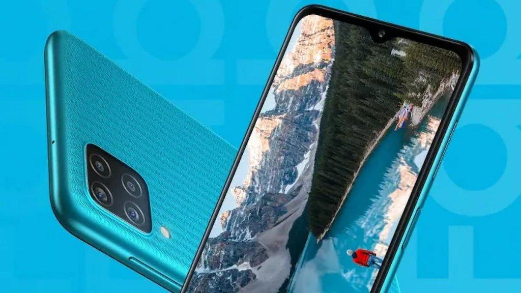 Samsung Galaxy F12 and F02s