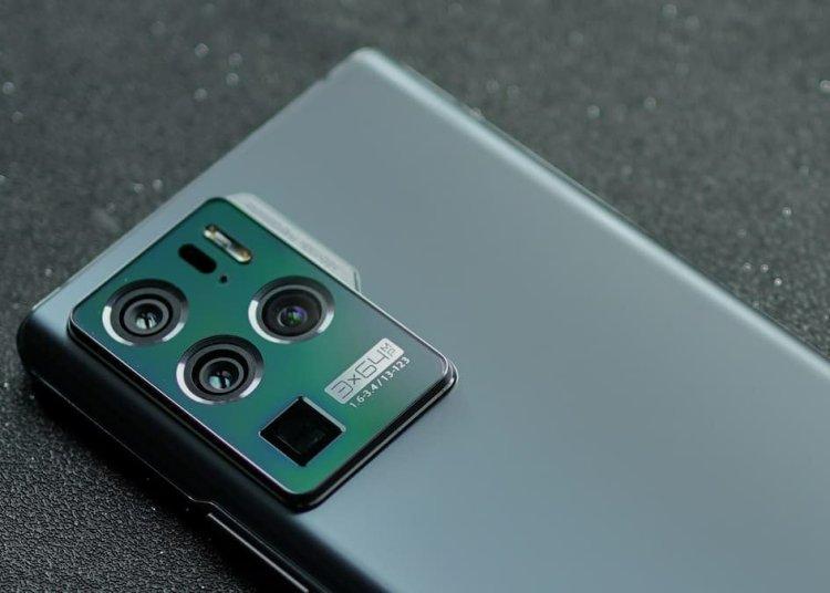 ZTE Axon30 Ultra Live Photos