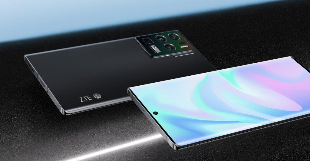ZTE Axon30 Ultra Black Color