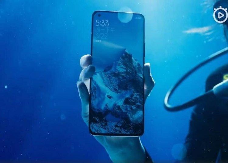 Mi 11 Ultra Underwater Unboxing
