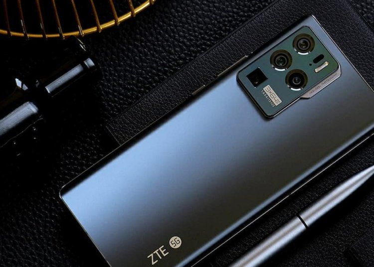 ZTE Axon30 Ultra 1TB Limited Edition