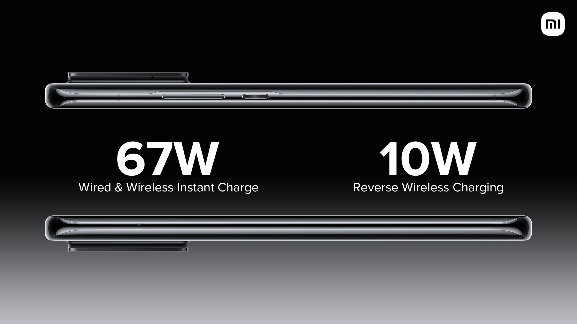Mi 11 Ultra charging