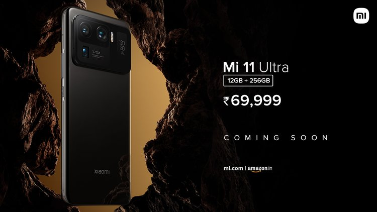Mi 11 Ultra in India Price and Specifications