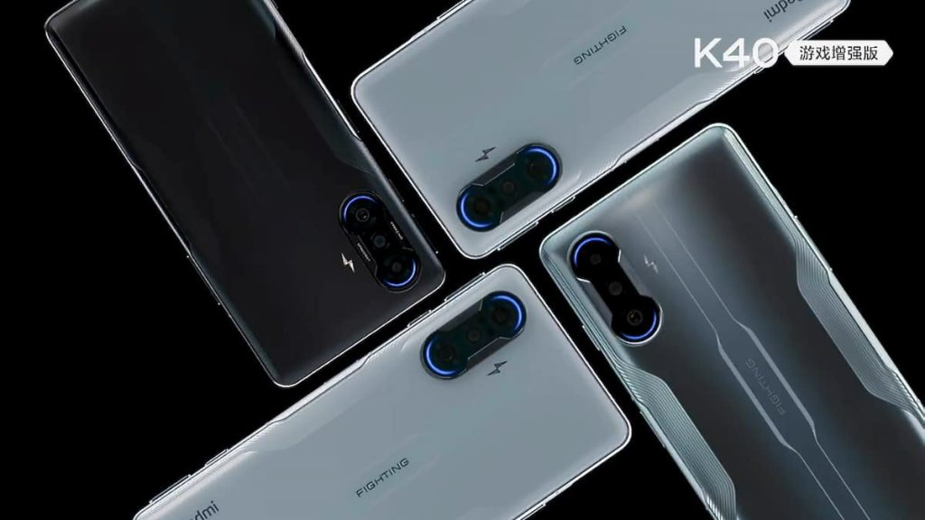Redmi K40 Gaming Edition Battery and Charging