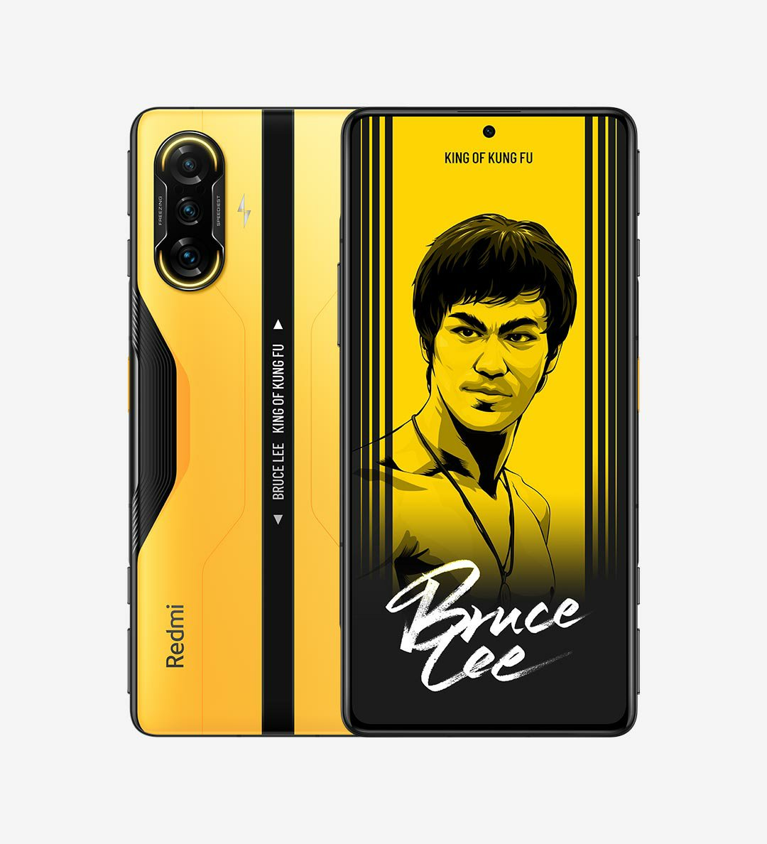 Redmi K40 Gaming Edition Bruce Lee Special Edition