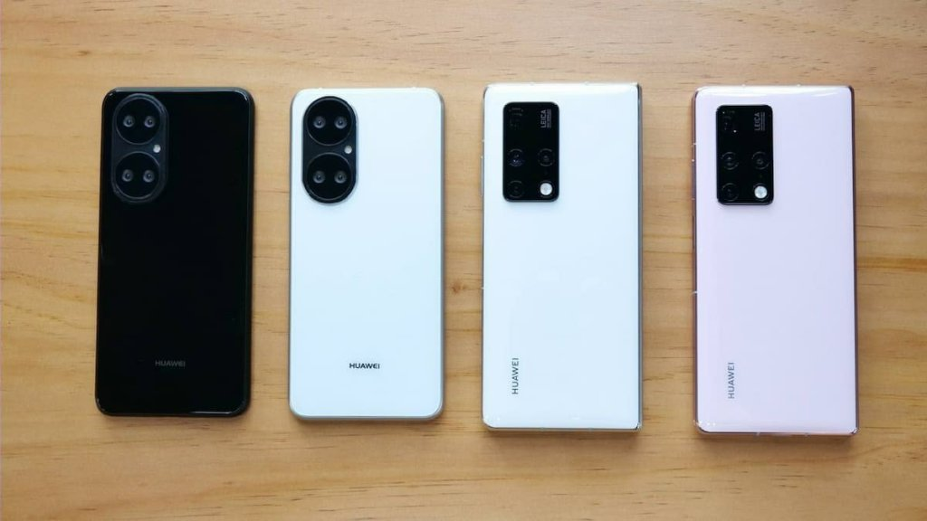 Huawei P50 Black Variant