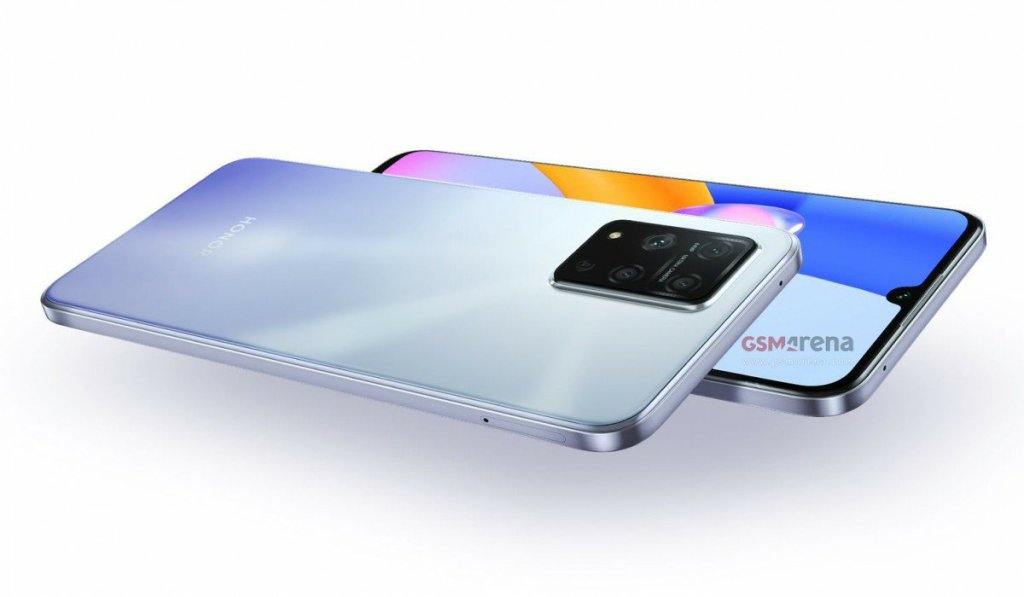 Honor Play 5 Rendering and Specs