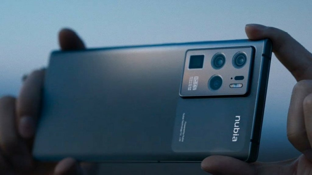 Nubia Z30 Pro First Look Reveals Axon30 Ultra Camera Set-up While Front Uses Under-screen Camera