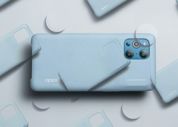 OPPO One-key Joint Case Set Unveiled with UWB technology
