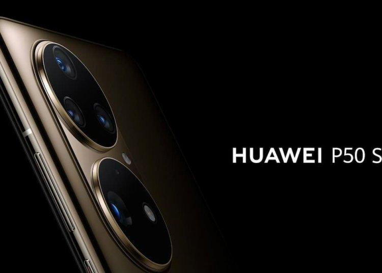 Renders of Huawei P50