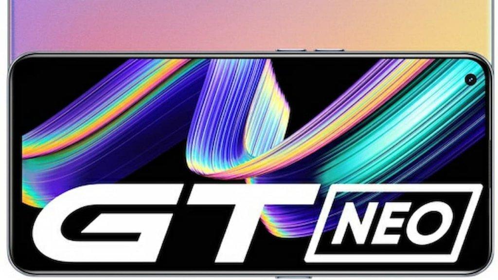 Realme GT Neo Flash Edition