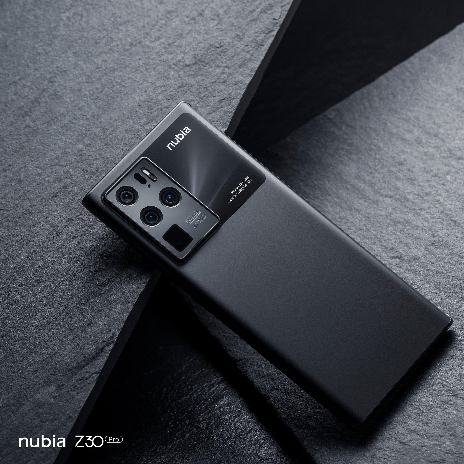 Nubia Z30 Pro Vast Black
