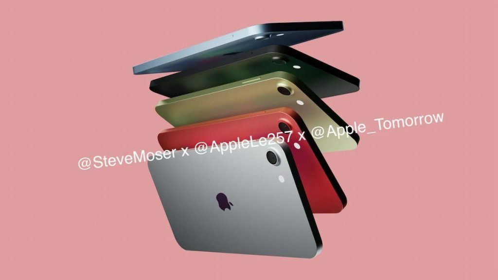 Apple iPod Touch 2021 Renders