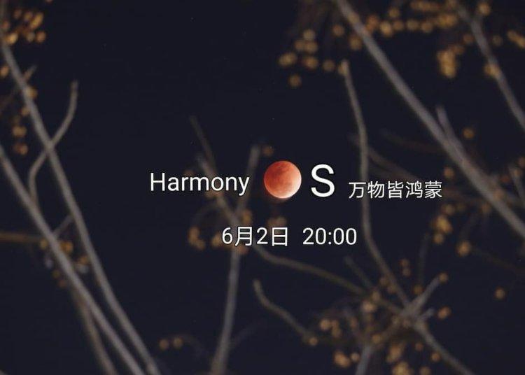 HarmonyOS Upgrade List of First Batch