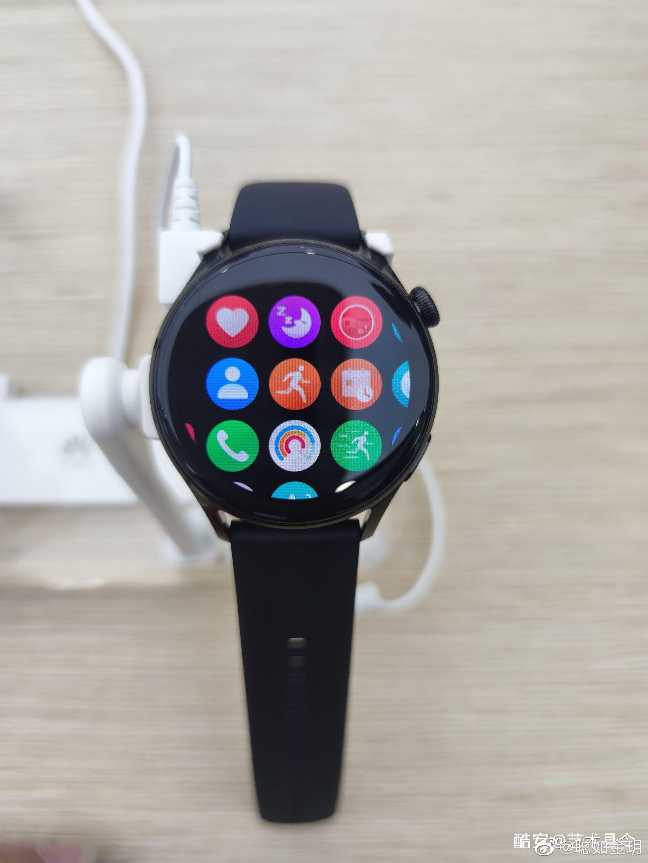 Huawei Watch 3 live photos Exposure