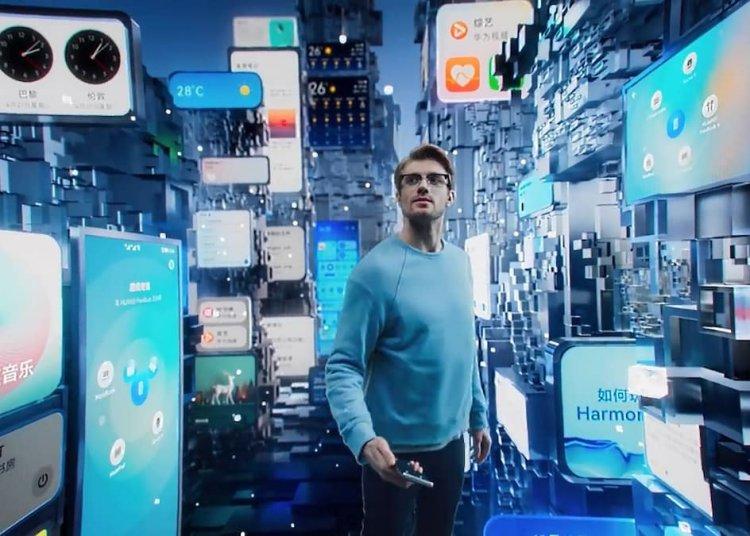 Huawei HarmonyOS Introduction