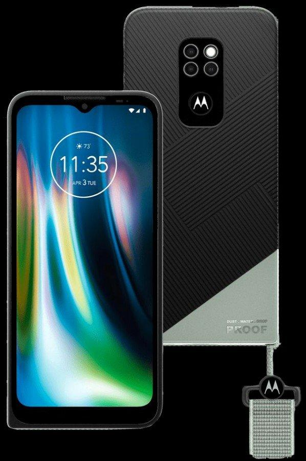 Motorola Defy 2021 promotional materials