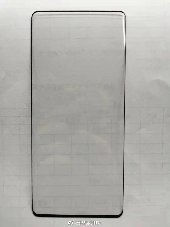 Xiaomi Mi MIX 4 Tempered Film Exposure
