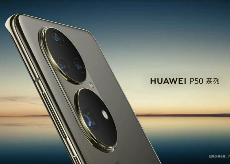 Suspected Huawei P50 Pro display resolution