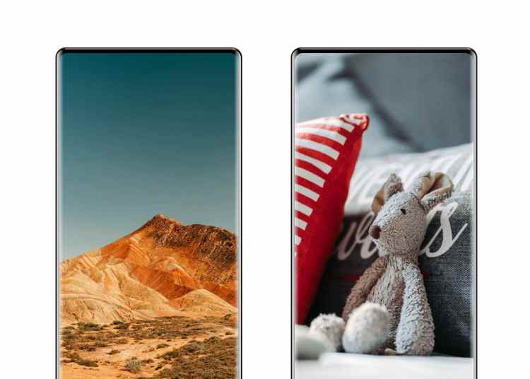 Xiaomi Mix 4 Under-screen Camera Display Effect Problem Solved