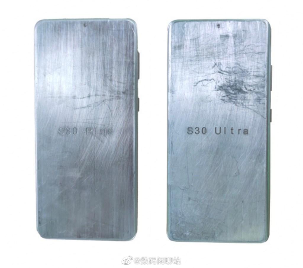 Samsung Galaxy S30 Plus and Galaxy S30 Ultra Metal Mold