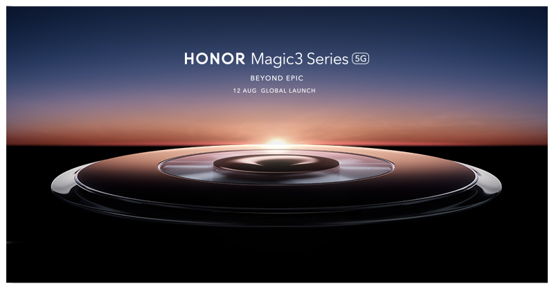 Honor Magic 3 Official Teaser