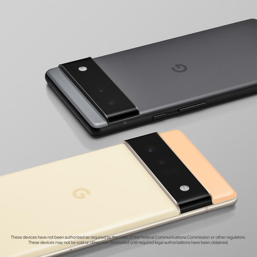 Google Pixel 6 and Pixel 6 Pro