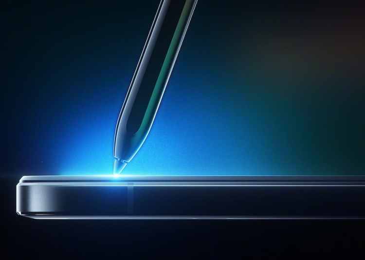 Xiaomi Tablet 5 with Stylus and Right-angle Metal Middle Frame