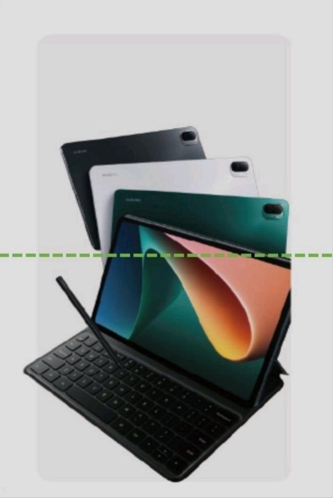 Xiaomi Tablet 5 official poster