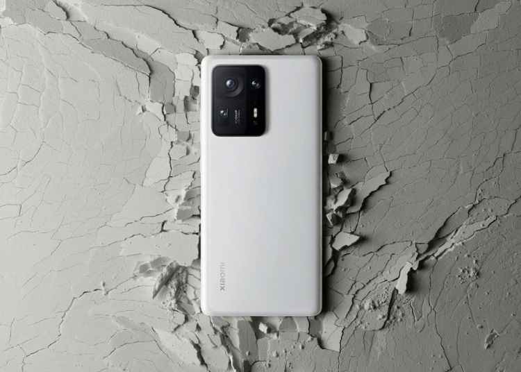 Xiaomi MIX 4 Anti-Loss Mode Cancelled