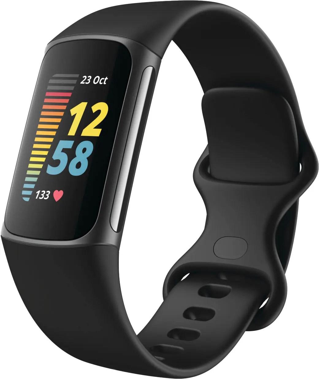 Fitbit Charge 5 Renderings