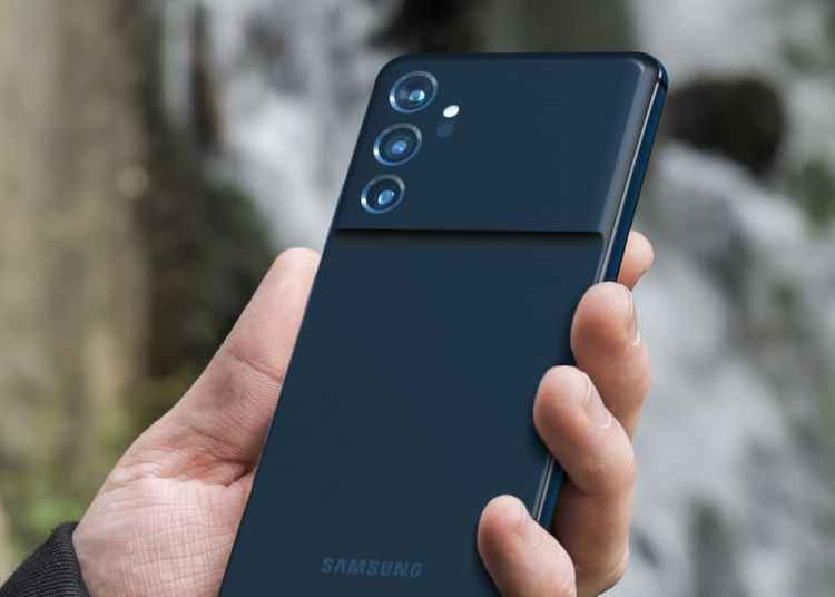 Samsung Galaxy S22 Ultra Concept Rendering Shows Redesigning Of Series