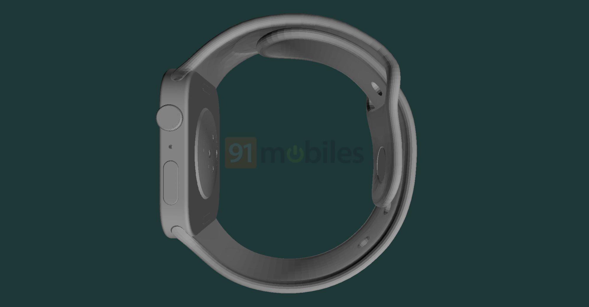 Apple Watch Series 7 Size