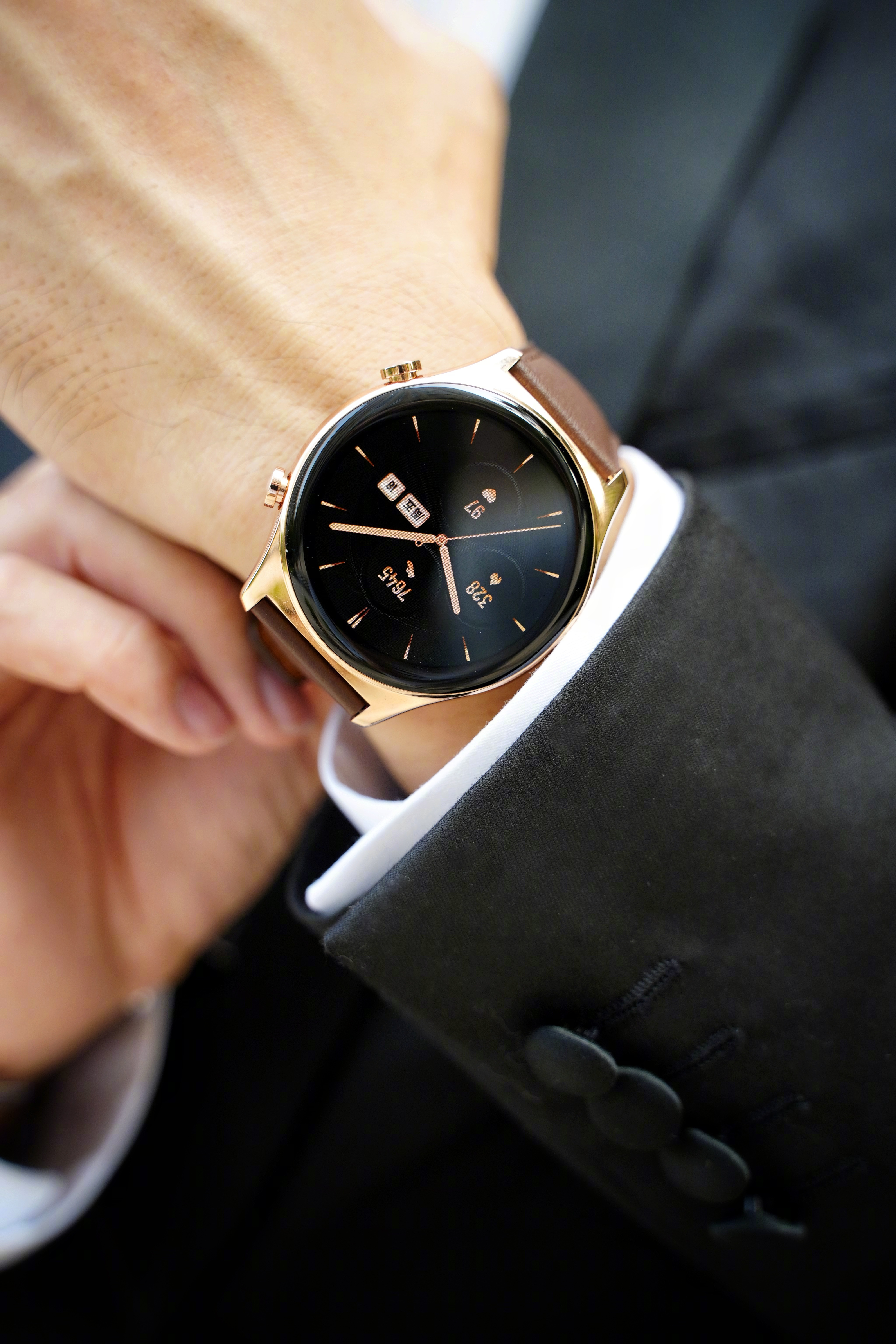 Honor Watch GS 3 Promotional Pictures