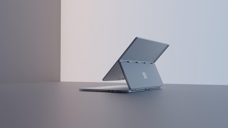 Microsoft Surface Book Studio Renderings