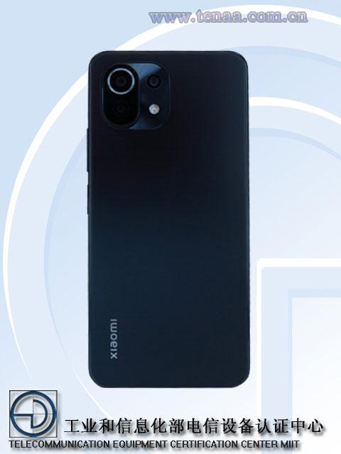 Xiaomi CC11 ID Photos