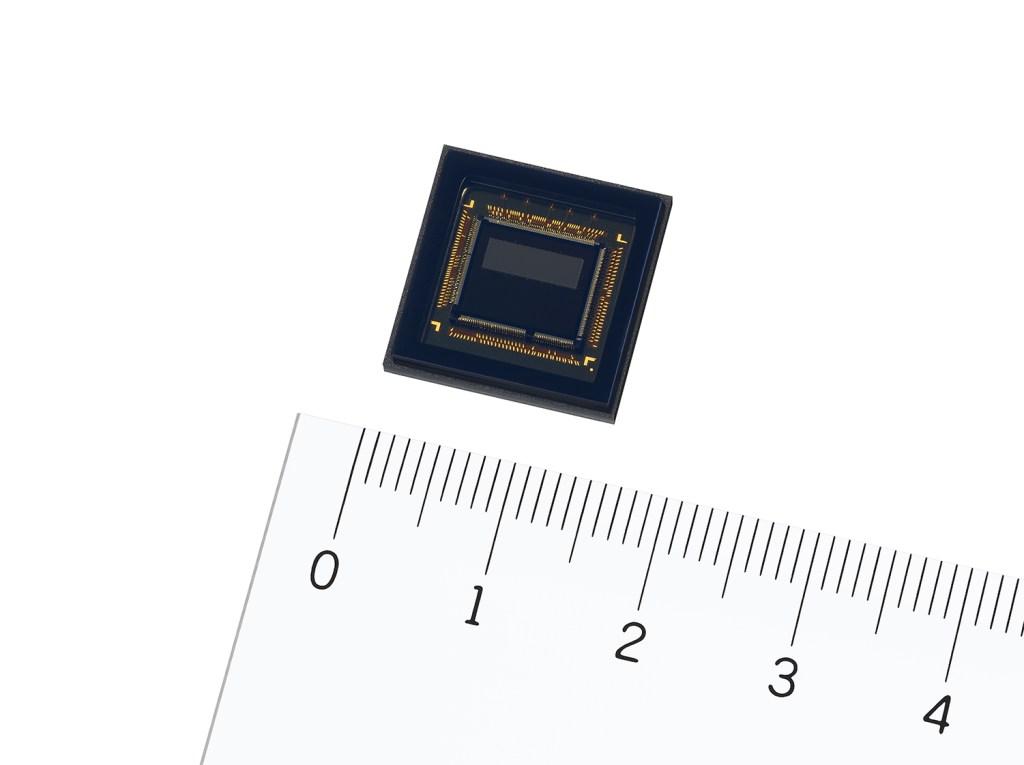 IMX459 SPAD ToF depth sensor for automotive LiDAR applications