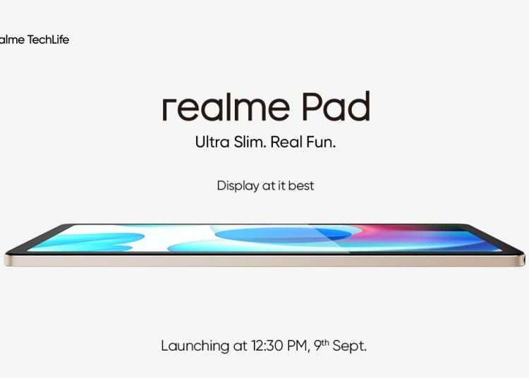 Realme Pad Display Features   Realme 8s and Realme 8i Specifications