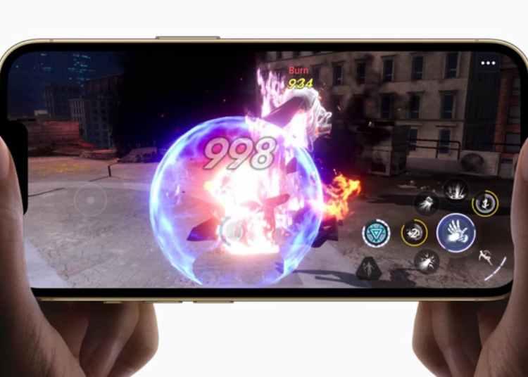 iPhone 13 Pro AnTuTu Benchmark