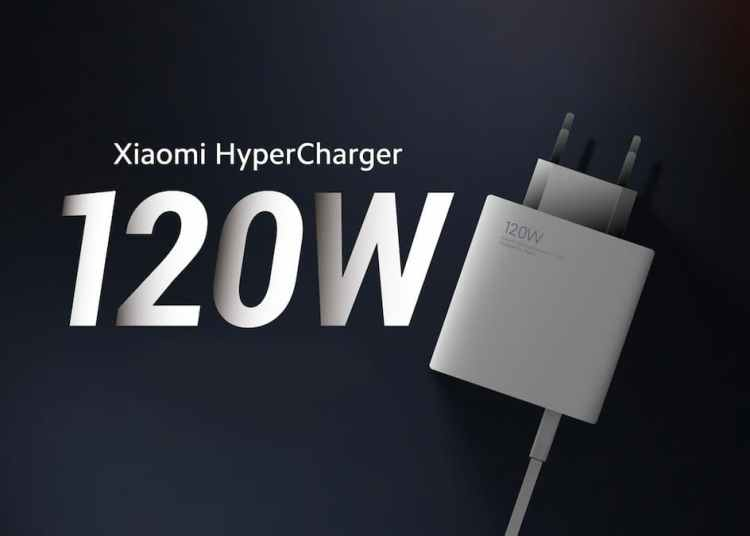 Xiaomi 12 May Pack MDY-13-E 120W Charger