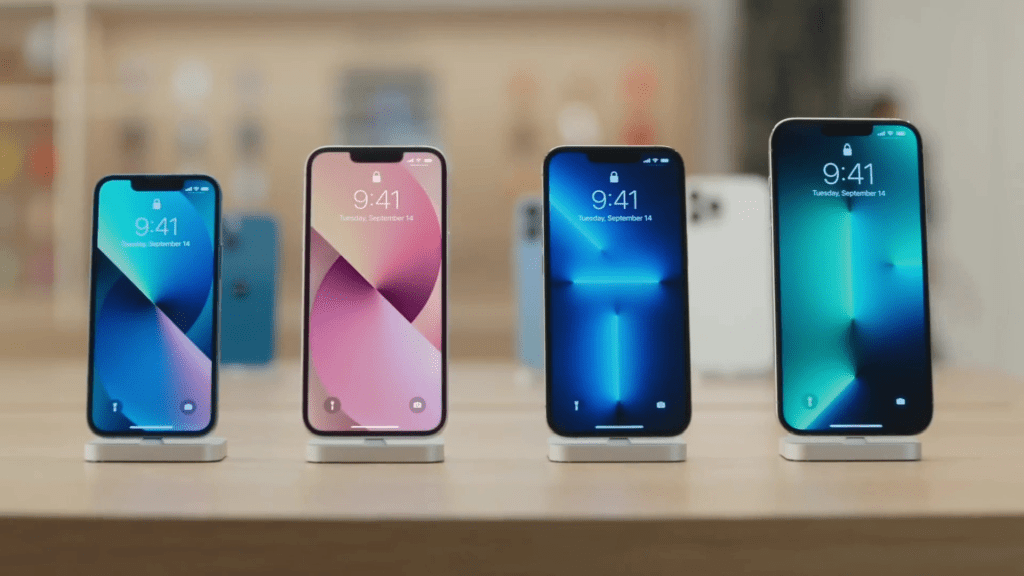 Official Apple iPhone 13 Series Hands-on Video